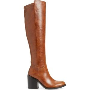 NEW Jeffrey Campbell Woodvale Knee High Boots